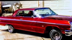 64 Impala, Cars And Motorcycles, Classic Cars, Vehicles, Vintage Classic Cars, Car, Classic Trucks, Vehicle, Tools