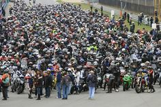 Brno Circuit Marco Simoncelli Tribute 2012