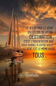 Ce n'est pas... - Arc en Si Elles Positive And Negative, Positive Vibes, Best Quotes, Life Quotes, Plus Belle Citation, French Quotes, Best Self, Good Advice, Feel Good