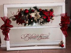 #christmas #christmasdecorations #uppercaseliving #livealifeinspired #Ulvinyldivas #DIY #homedecor www.vinyldivadiana.com #believe