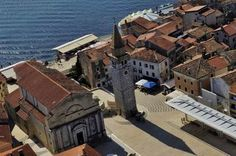 Umag Croatia is a top tourist destination along the Adriatic Coast in Istria. Natural beauty and kilometres of coastline highlight the city's charm. Istria Croatia, Photo Maps, Central Europe, Places Of Interest, Travel Memories, Eastern Europe, Strand, Places To See, National Parks