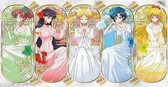 Resultado de imagen para Sailor moon crystal