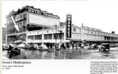 Swans market since 1917