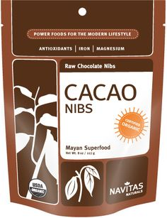 Favorite Products Navitas Naturals Cacao Nibs