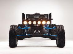 Reboot Buggy ou l'extrême simplification du véhicule tout-terrain