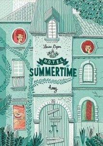 Hotel-Summertime - Flammarion Jeunesse