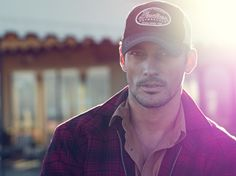 put on some plaid #David #Gandy