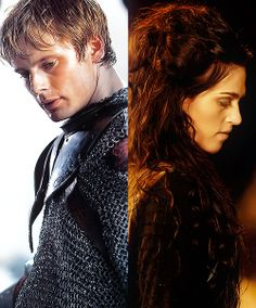 Arthur & Morgana