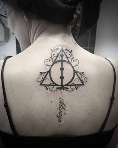 Harry potter always tattoo 13