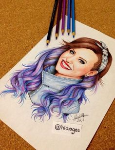 Find images and videos about drawing and demi lovato on We Heart It - the app to get lost in what you love. Amazing Drawings, Cute Drawings, Anime Drawings Sketches, Pen Drawings, Fanart, Color Pencil Art, Portrait Illustration, Demi Lovato, Cool Artwork
