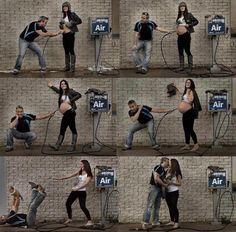 Zwangerschapfoto