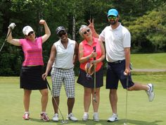 Team Karen Paul -- Golfing at the KW annual Golf Tournament Team Events, Community Events, Golf