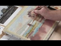 Get the right amounts of lights and darks in a seaside castle using a watercolor painting techniques in this http://ArtistsNetwork.tv preview of From Photos to Fantastic: Painting Watercolor Seascapes with Iain Stewart.