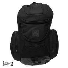Lonsdale London Travel Reise Rucksack Schwarz Backpack Black