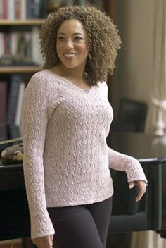 Felicia designed for Louet Euroflax Linen by Merrily Parker