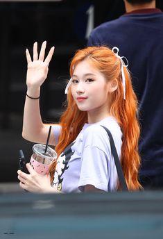 Sana Kpop, Sana Cute, Rapper, Idol, Sana Minatozaki, Twice Sana, Ginger Hair, Nayeon, Cute Hairstyles