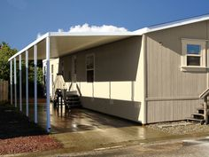 Awning Sunrooms Carports-Mobile Home Patio Roof Pergola With Roof, Wooden Pergola, Patio Roof, Diy Pergola, Pergola Cover, Aluminum Patio Awnings, Aluminum Patio Covers, Mobile Home Doors, Mobile Home Exteriors
