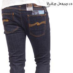 【楽天市場】Nudie Jeans(ヌーディージーンズ) デニムパンツ メンズ TUBE TOM ORG.TWILL RINSED Col.035 【送料無料】:MONSTER STORE