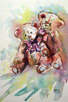 Bears by kovacsannabrigitta