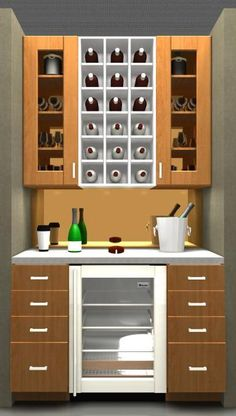 mini bar on pinterest. Black Bedroom Furniture Sets. Home Design Ideas