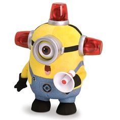 Bee-Do Fireman Minion - £39.99 - Action Toys & Figures here at ...