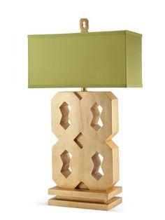 "Shine by S. H. O. ""Essex Table Lamp""  Lighting - Gilt Home"