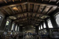 Los Angeles Union Station by Raf Ferreira, via Flickr