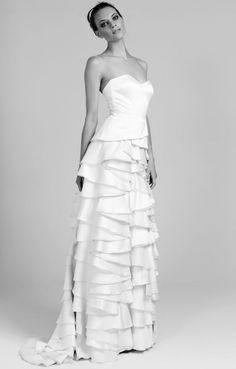 Wedding Dress by Temperley London, Spring 2012   OneWed