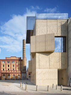 DAM Frankfurt, Speech, Sergei Tchoban, Sergey Kuznetsov Tchoban Foundation, Museum für Architekturzeichnung