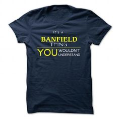 BANFIELD T-Shirts, Hoodies (19$ ==► Order Here!)