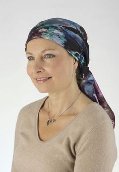 Scarves for Chemotherapy Cancer Patients.....