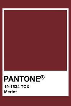 Pantone Tcx, Rouge Pantone, Paleta Pantone, Pantone Swatches, Color Swatches, Pantone 2020, Colour Pallete, Color Combos, Color Schemes