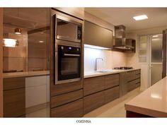 Cozinha Bontempo apartamento decorado Grand Classic