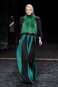 Balmain at Paris Fashion Week Fall 2015   Stylebistro.com