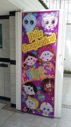 Ksi-meritos 🍬🎉🎊🎀 algunas ideas para fiesta infantil con este tema! Ideas Para Fiestas, 8th Birthday, Princess Party, Dahlia, Nerdy, Birthdays, Banner, Cute, Events