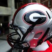 484d8cc04bc3 Nike Combat helmet for  UGA s opener against Boise St in the opener at the  Georgia. Football ...