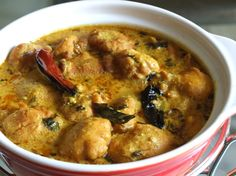Kadhi Pakoda | Quick Indian recipe kadhi pakoda