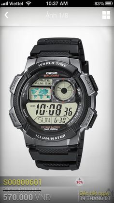 8 best Casio images on Pinterest   Clocks, Casio and Casio watch fbe5bd2d45