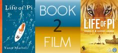 Which is better, the book or the film? Read, watch, and discuss a new selection every month with the Book2Film Book Group. The group meets every third Monday of the month at 6:30 p.m.