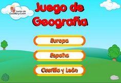 Juego de geografía