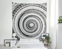 Bring life to your space. Decorative Products by Macrografiks Wall Tapestries, Tapestry, Wall Decor, Wall Art, Abstract Images, Small Groups, Your Space, Bring It On, Prints