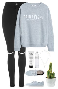 """""""Pierre//Ryn Weaver"""" by thelonelyheartsclub ❤ liked on Polyvore featuring Topshop, MANGO, American Apparel and philosophy"""
