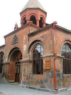 Armenia - Yerevan church