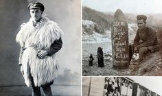 Dustman salvaged 5,000 historic photographs of WWI from RUBBISH DUMPS #DailyMail