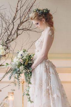 WedLuxe – Into the Mystic Modern Romance, Jewel Tones, Autumn Summer, Wedding Trends, Mystic, Dream Wedding, Wedding Inspiration, Flower Girl Dresses, Prom