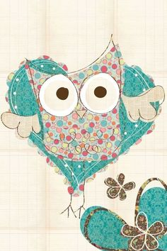 Cute iPhone background owl http://htctokok-infinity.hu