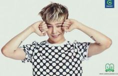 """G-Dragon for G-Market's """"1.25 Miracle Marketplace"""""""