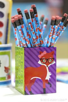 This foxy classroom decor will help you create a cheerful atmosphere in your classroom!