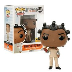 Funko POP Orange Is the New Black Suzanne Crazy Eyes Warren Exclusive Toy Vinyl Figure * Visit the image link more details.