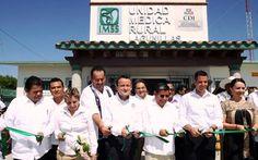 IMSS y CDI entregan obras de salud a Oaxaca - http://plenilunia.com/noticias-2/imss-y-cdi-entregan-obras-de-salud-a-oaxaca/43582/